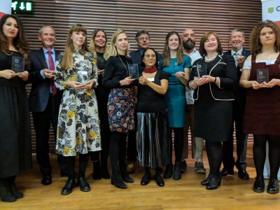 The 2019 ICA winners