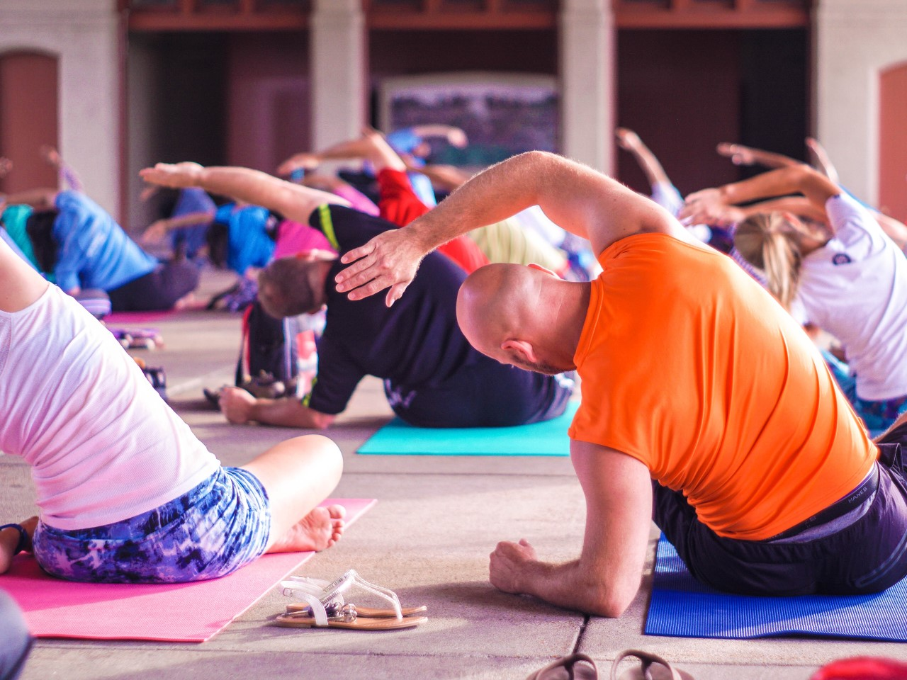 Yoga, reiki, mindfulness they can all help with coping