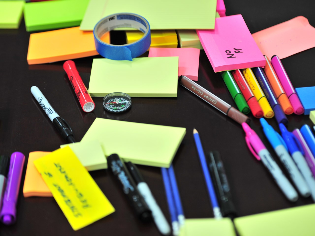 Tools for getting creative