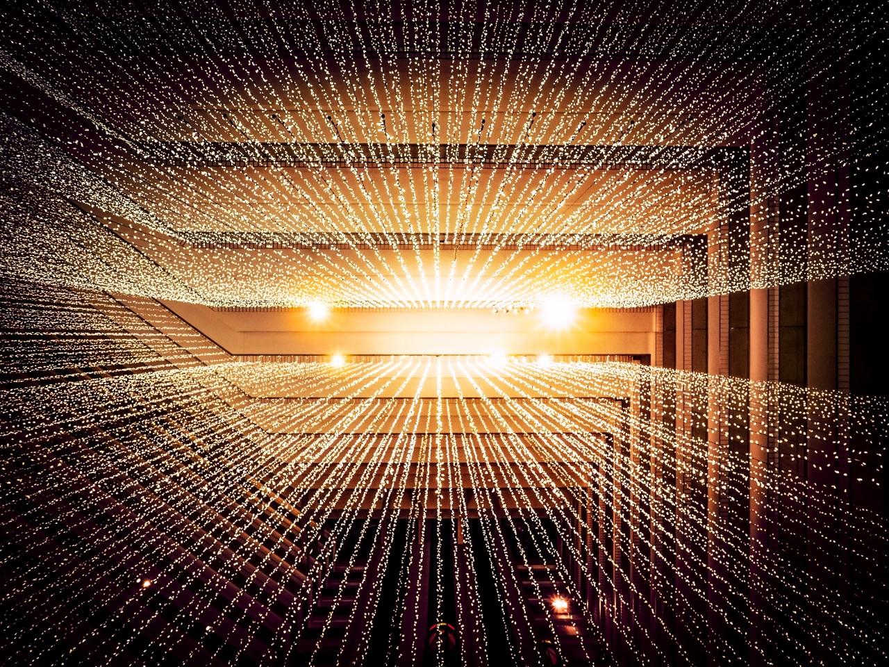 Positive light from data