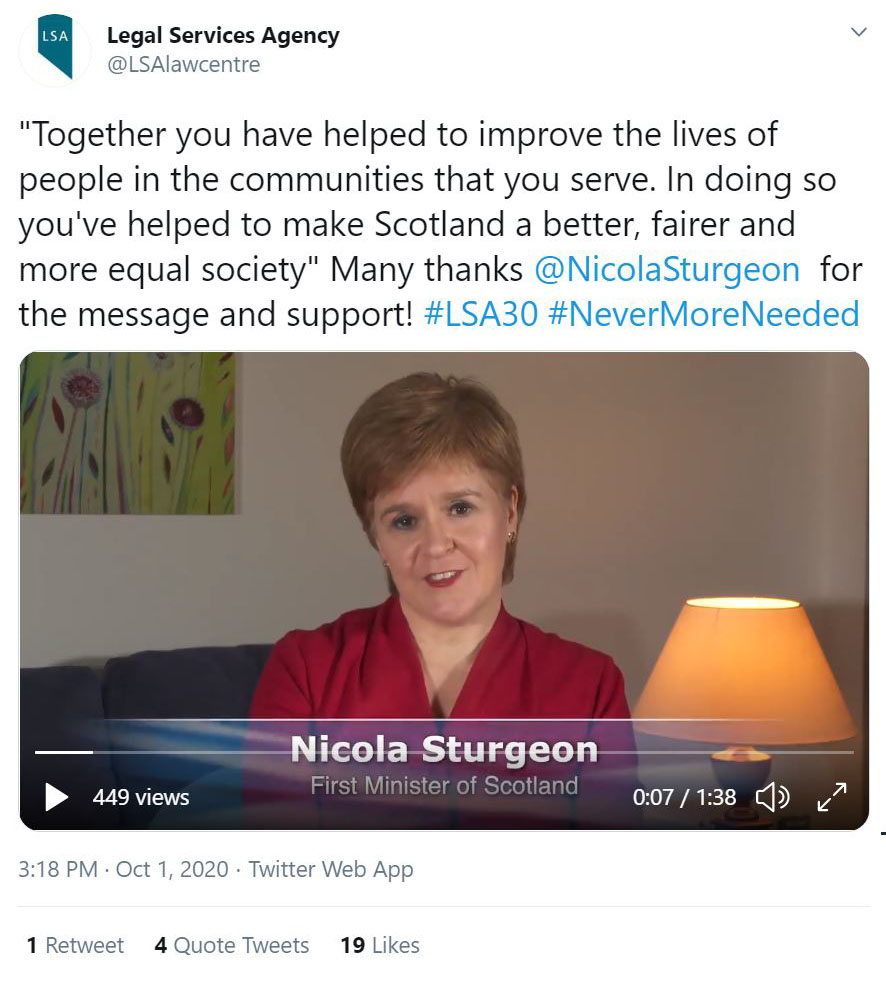 #NeverMoreNeeded campaign