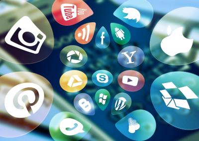 Social Media Network – October 2021