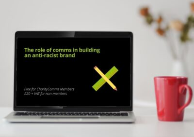 Seminar: The role of comms in building an anti-racist brand